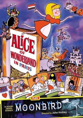 Alice Of Wonderland In Paris