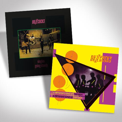 Buzzcocks Vinyl Bundle