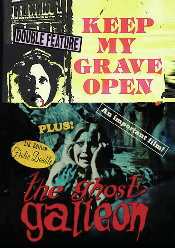 Keep My Grave Open/ The Ghost Galleon