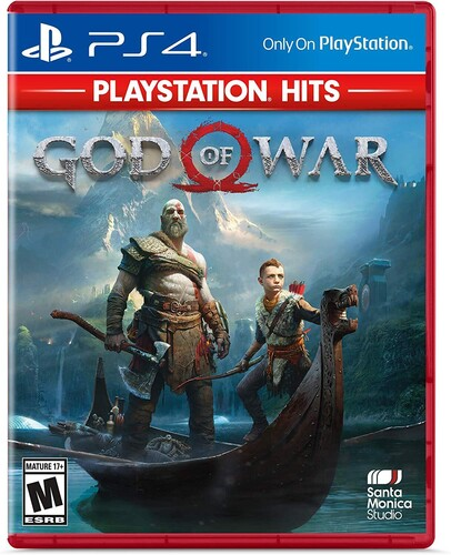 Ps4 God of War Hits - God of War Hits for PlayStation 4
