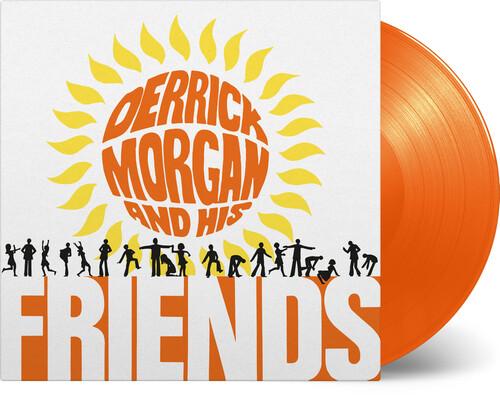 Derrick Morgan - Derrick Morgan & His Friends [Colored Vinyl] [Limited Edition] (Org)