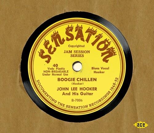 Documenting The Sensation Recordings 1948-1952 [Import]