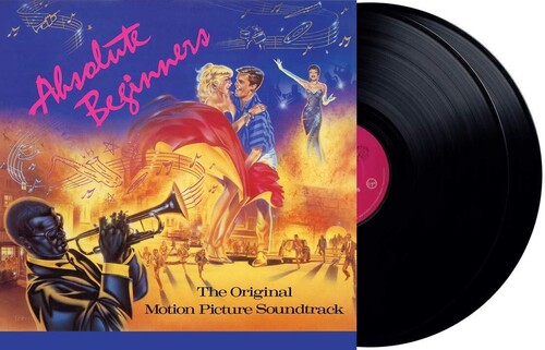 Absolute Beginners (Original Motion Picture Soundtrack) [Import]