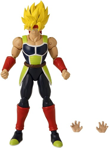 SUPER DRAGON STARS SUPER SAIYAN BARDOCK 6.5IN AF
