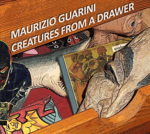Creatures From A Drawer