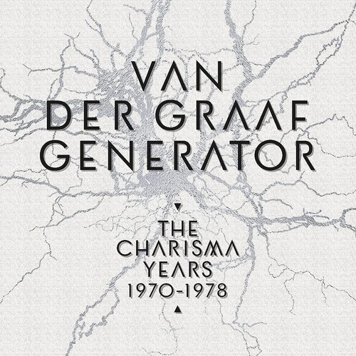 Charisma Years [Boxset Includes 17 CD's & 3 BLU-RAY's] [Import]