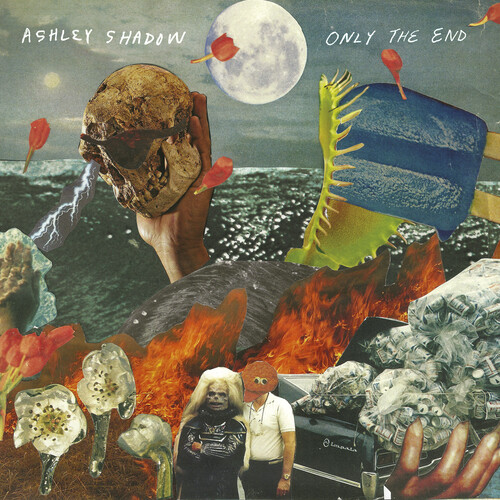 Only The End (Blue & Orange Swirl Vinyl)