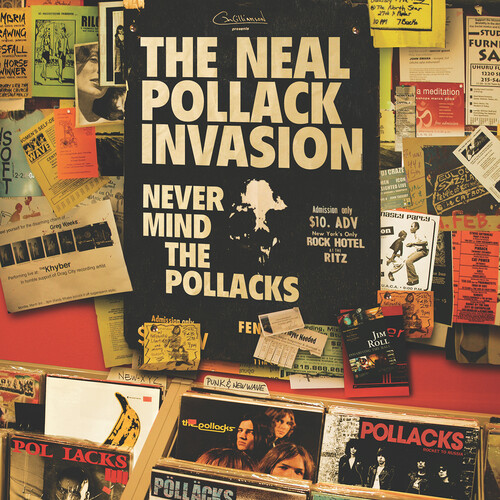 The Neal Pollack Invasion - Never Mind the Pollacks