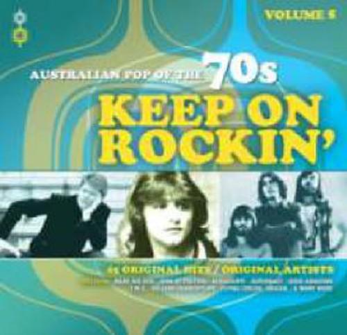 Australian Pop of 70s 5: Keep on Rockin /  Various [Import]