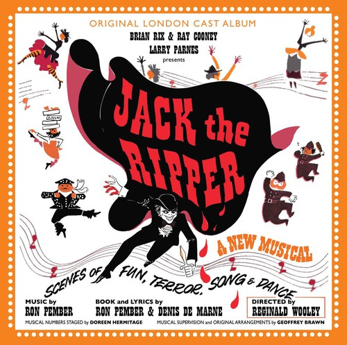 Jack the Ripper /  O.C.R. [Import]