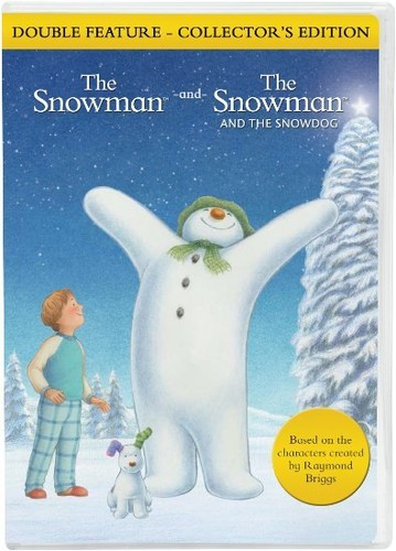 Snowman/ Snowdog Double Feature
