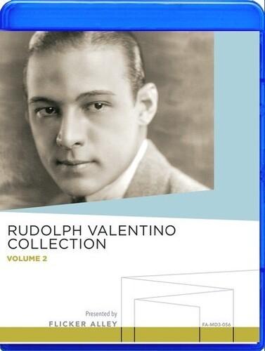 Rudolph Valentino Collection: Volume 1