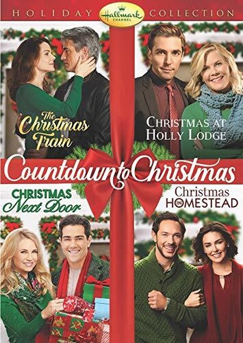 Hallmark 4-Movie Holiday Collection