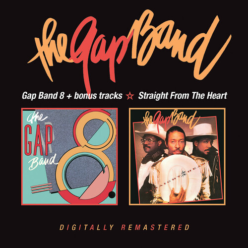 Gap Band 8 Plus Bonus Tracks /  Straight From The Heart [Import]