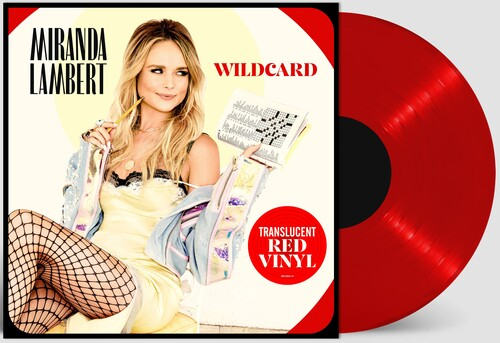 Miranda Lambert-Wildcard
