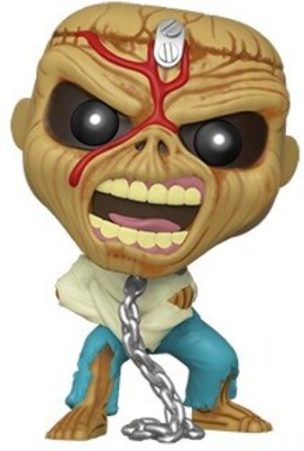 - FUNKO POP! ROCKS: Iron Maiden - Piece of Mind (Skeleton Eddie)