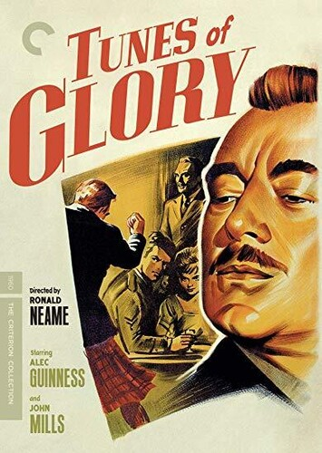 Tunes of Glory (Criterion Collection)