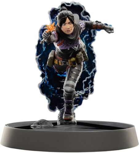 APEX LEGENDS FIGURES OF FANDOM - WRAITH