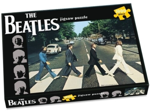 - The Beatles Abbey Road (1000 Piece Jigsaw Puzzle)