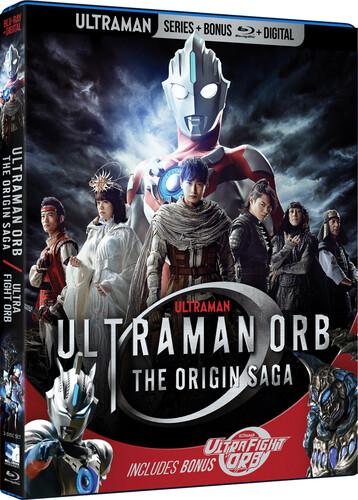 Ultraman Orb Origin Saga & Ultra Fight Orb