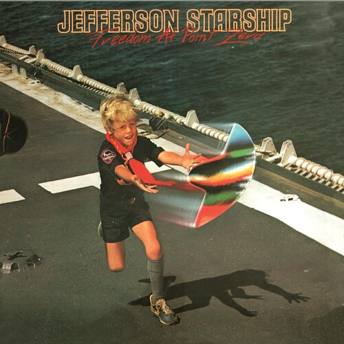 Jefferson Starship - Freedom At Point Zero [Colored Vinyl] (Gate) [Limited Edition] [180 Gram]