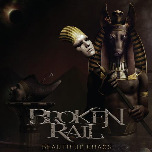 BrokenRail - Beautiful Chaos (Gold & Silver Vinyl)