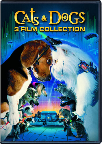 Cats And Dogs 3-Film Collection