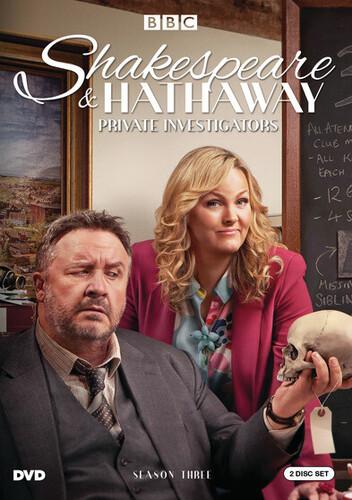 Shakespeare & Hathaway: Private Investigators: Season Three