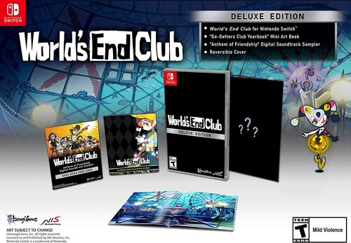 World's End Club Deluxe Edition for Nintendo Switch