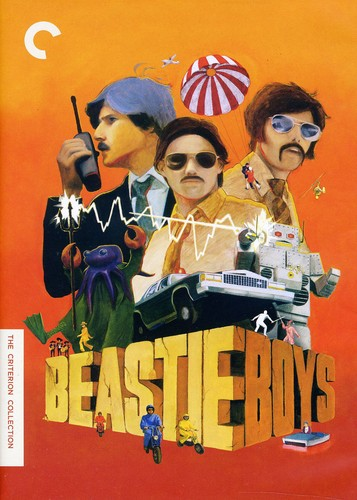 Beastie Boys Video Anthology (Criterion Collection)