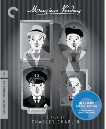 Monsieur Verdoux (Criterion Collection)