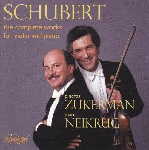 Complete Works For Violin /  Piano