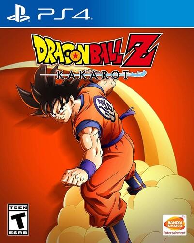 Ps4 Dragon Ball Z: Kakarot - Ps4 Dragon Ball Z: Kakarot