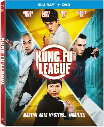 - Kung Fu League