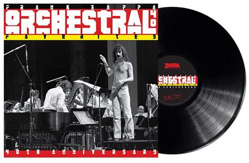 Frank Zappa - Orchestral Favorites 40th Anniversary [LP]