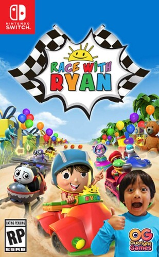 Race with Ryan for Nintendo Switch