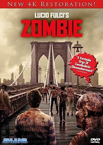 Zombie (aka Zombi 2) (4K Restoration)
