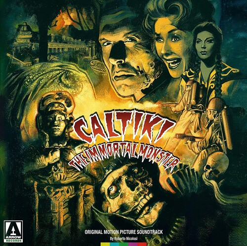 Caltiki, The Immortal Monster (Original Motion Picture Soundtrack)