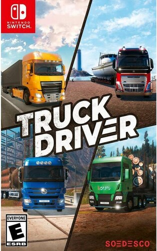 Swi Truck Driver - Truck Driver for Nintendo Switch