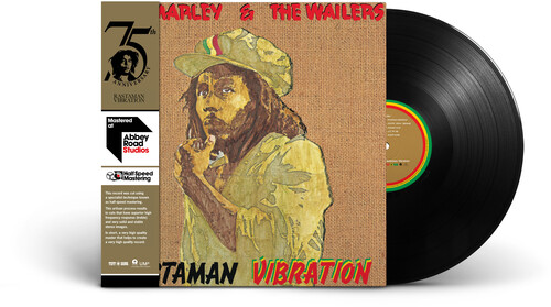 Bob Marley & The Wailers - Rastaman Vibration: Half-Speed Mastering [LP]