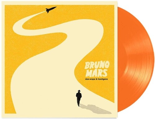 Bruno Mars - Doo-Wops & Hooligans [Colored Vinyl] (Org)
