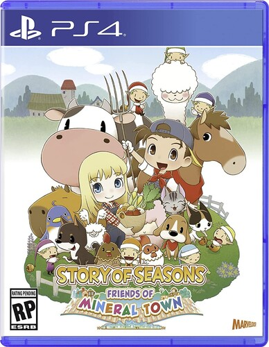 Story of Seasons: Friends of Mineral Town for PlayStation 4