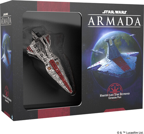 STAR WARS ARMADA VENATOR CLASS STAR DESTROYER EXP