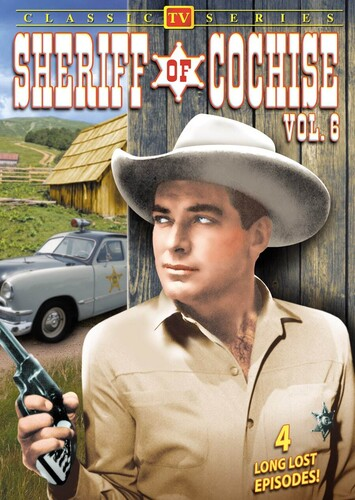 Sheriff Of Cochise: Volume 6
