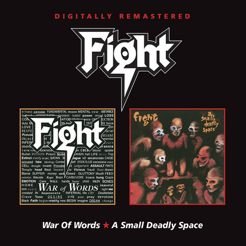 War Of Words /  A Small Deadly Space /  Mutations [Import]