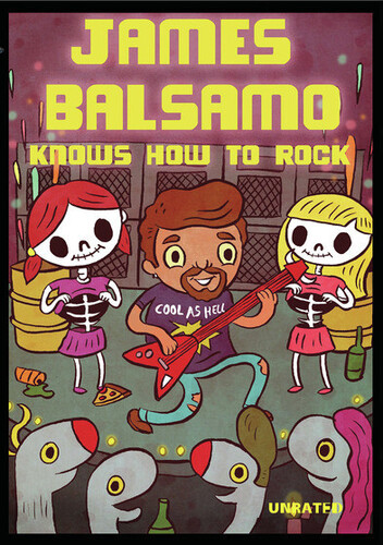 James Balsamo Knows How To Rock