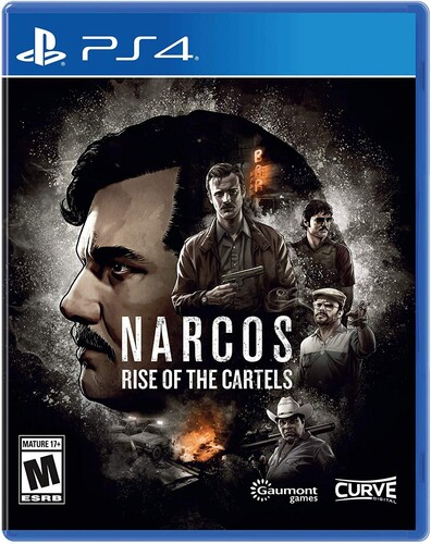- Narcos - Rise of The Cartels for PlayStation 4