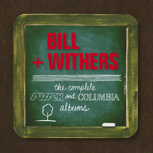 Bill Withers - Complete Sussex & Columbia Album Masters (Box)
