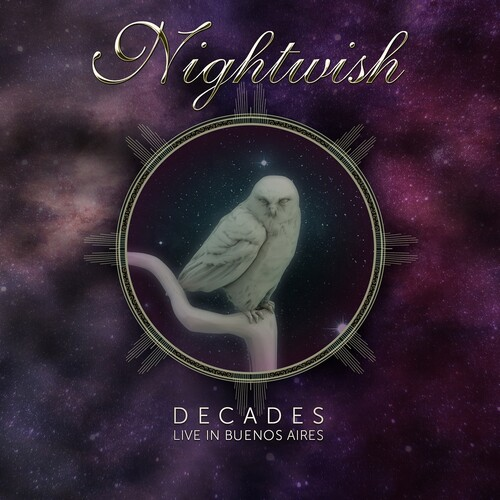 Nightwish - Decades: Live In Buenos Aires (Pink/Black Splatte