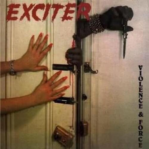 Exciter - Violence & Force [LP]